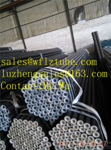 Black Painted Steel Pipe Sch40 Sch80, Black Steel Tube Dn80 Dn90 Dn100 pictures & photos