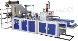 Automatic Cold Cutting Four Line Bag Making Machine (SSC-600F) pictures & photos