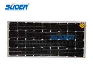Mono Solar Cell Panel 150W 18V pictures & photos