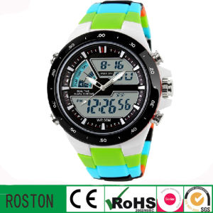 Newest Design Fashion Waterproof Colourful Digital Watch pictures & photos