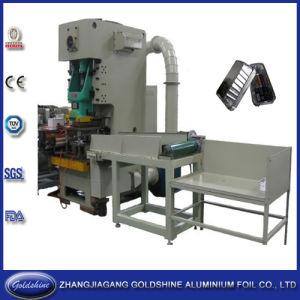 Disposable Aluminum Container Making Machine (80T) pictures & photos