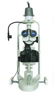 Med-S350-DC Digital Slit Lamp Microscope Ophthalmic, Slit Lamp Video Camera pictures & photos