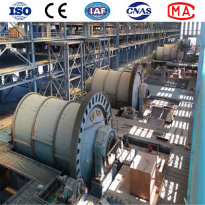 ISO Certificate Continuous Limestone Grinding Ball Mill pictures & photos