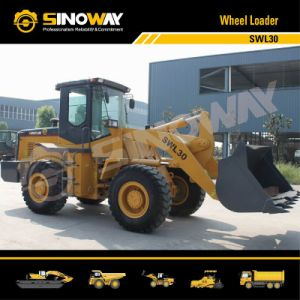 Front End Loader W/ 1.7 Cubic Meter Bucket pictures & photos