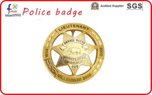 High Quality Police Badges Military Badges Army Badges pictures & photos