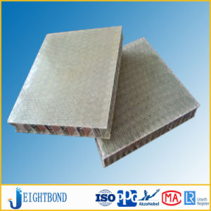 Fiberglass in Special Building Materials Aluminum Sandwich Panel pictures & photos