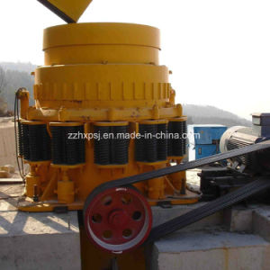 Pyd 900 Small Spring Cone Crusher for Gold Ore pictures & photos