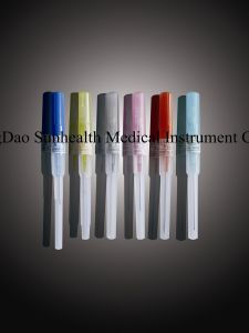 Sterile Disposable IV Cannula IV Catheter Medical Equipment pictures & photos