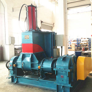 Good Sealing No Leakage 35L 55L 75L 110L Banbury Rubber/Plastic Mixer Machine, Rubber Kneader Machine (CE ISO SGS CERTIFICATION) pictures & photos