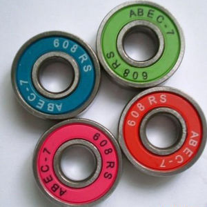 China Good Performance and High Speed 608 Skateboard Ceramic Bearing with Competitive Price pictures & photos