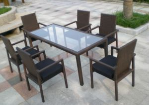 Rattan Dining Table Prf-9103