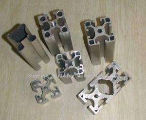 Aluminum Extrusion for Aluminum Square Tube pictures & photos