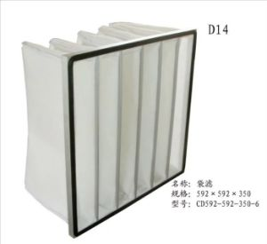 Pocket Filter Plastic Frame for Air Filter pictures & photos