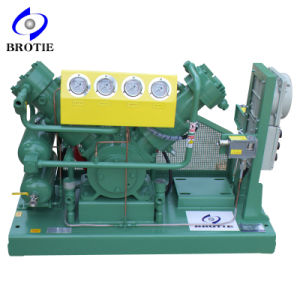 Brotie Totally Oil-Free Hydrogen H2 Gas Booster Compressor Pump Set pictures & photos