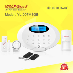 Wireless Home Intelligent Burglar GSM Alarm System Security Home Alarm--Yl-007m3GB pictures & photos