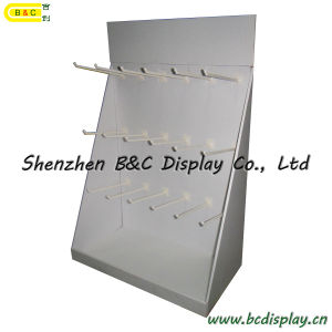 Paper Hooks PDQ Display Box, Cardboard Hook Display Stand, Hook Display (B&C-D035) pictures & photos
