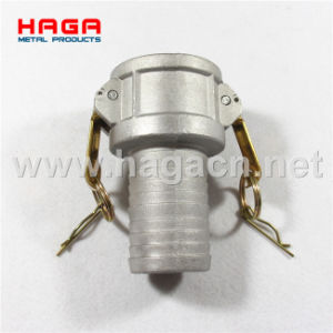Aluminum Cam Groove Camlock Coupling in Type C pictures & photos