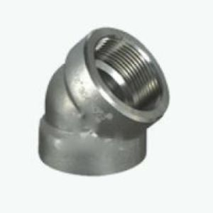 Machining Stainless Steel Casting Elbow Pipe (fittings) pictures & photos