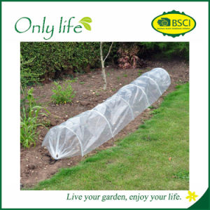 Onlylife BSCI Popular Easy Foladable Assembled Transparent PE Grow Tunnel pictures & photos
