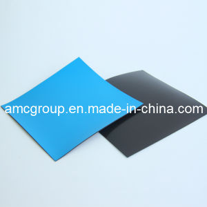 Rubber Magnet Sheet with Color PVC pictures & photos