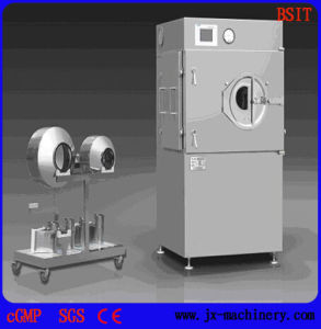 Labortary Tablet Coating Machine with 3 Pots pictures & photos