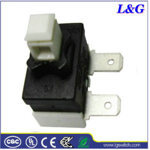 Power 16A 250VAC Pusn on-off Push Button Switch (MPS21)