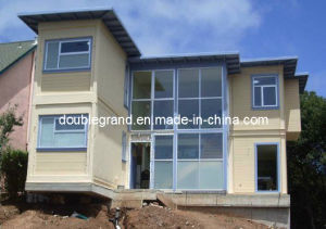 Module House china prefabricated container villa/20ft living container house