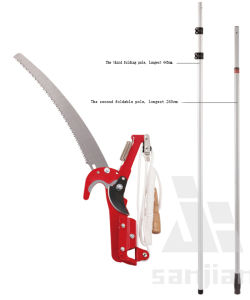 Long Arm Pole Saw Hand Saw Branch Cutting pictures & photos
