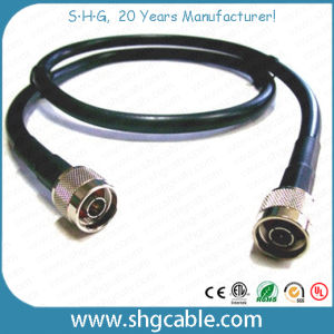 50 Ohms Coaxial Cable LMR400 Assembly with N Connector pictures & photos