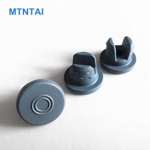 20-D2 Free-Dry Rubber Plugs in Grey Color pictures & photos