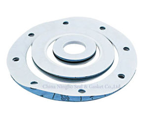 Solid Flat Virgin PTFE Gasket pictures & photos