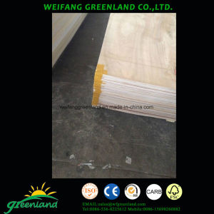 High Quality Paper Overlay Plywood for Furniture or Decoration Usage pictures & photos