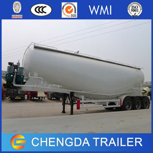 3 Axles 60tons 45m3 Bulk and Bulker Cement Tanker Trailers for Sale pictures & photos