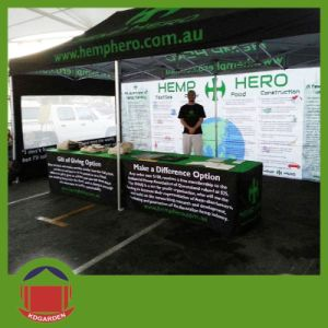 Oudroor Trade Canopy Tent with Full Printing for Promotion pictures & photos