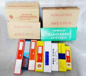 Aws E6013 Aws E6011 Aws E7018 Aws E7016 Aws E7024 Welding Electrode