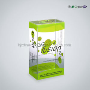 Clear Hard PP Pet PVC Plastic Packaging Folding Printing Box pictures & photos