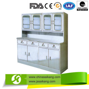 High Quality Hospital Medical Treatment Cabinet with Big Size pictures & photos