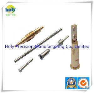 Precision CNC Lathe Parts Custom CNC Machining Parts for Brass pictures & photos