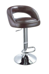 (SX-170) Commercial Furniture PU Leather Bar Stool pictures & photos