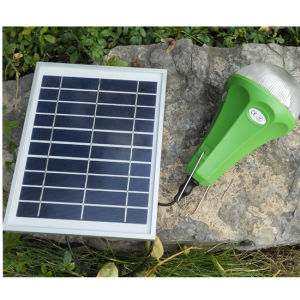 Mini Solar Home Lighting with Solar Panel Lights for Africa Lighting pictures & photos
