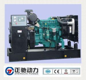 50Hz Standby Power 150kw / 188kVA Volvo Diesel Generator