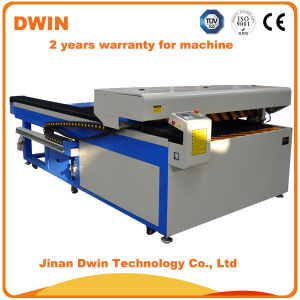 Mixed Laser Cutting Machine for Metal Acrylic Dw1325 pictures & photos