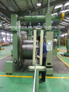 Continuous Lead Pipe Extrusion Line