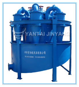 Mining Machinery Grading Equipment Cyclone Hydrocyclone with Low Price pictures & photos