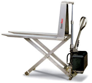 Stainless High Lift Scissor Truck (MD-L10/MD-M10)