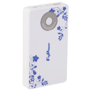 5000mAh Portable Backup Power Bank, External USB Battery Charger