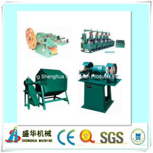 Nail Making Machine (Made in China) pictures & photos