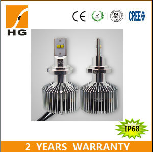 Super Bright H7 LEDs High Low Beam 45W Philips LEDs Headlight Bulb pictures & photos