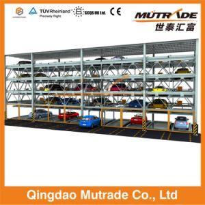 Hot Sale China Manufacturer Puzzle Parking Solution pictures & photos
