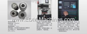 ZNC EDM Sinker Machine special for extrusion die mold pictures & photos